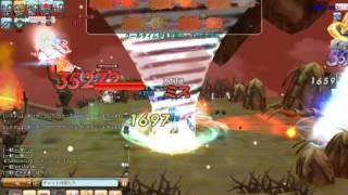 2012.1.1,GVG ドラゴニカ-DRAGONICA-ふぁる鯖 暗黒城奪還戦