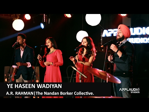 yeh haseen wadiyan hd video