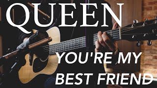 """You're My Best Friend"" (LIVE Queen Acoustic Cover) Ben Haynes"