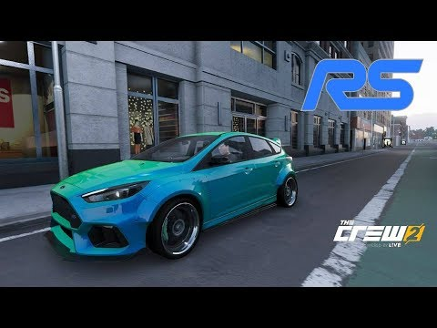 the crew 2 2016 ford focus rs test drive youtube. Black Bedroom Furniture Sets. Home Design Ideas
