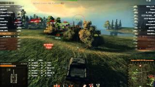 СУ-122-44 танкует против 9(Этот бой на сайте wotreplays.ru : http://wotreplays.ru/site/4952207#murovanka-lis_nagibator-su-122-44 Описание: много вытанкованного урона, много..., 2015-03-15T20:33:16.000Z)