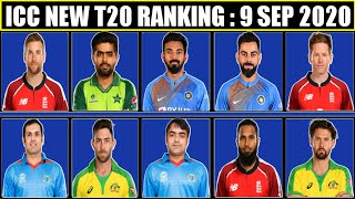 ICC Latest T20 Ranking 2020 | ICC New T20 Ranking 2020 Updated | Batsman, Bowler, All-Rounder, Teams