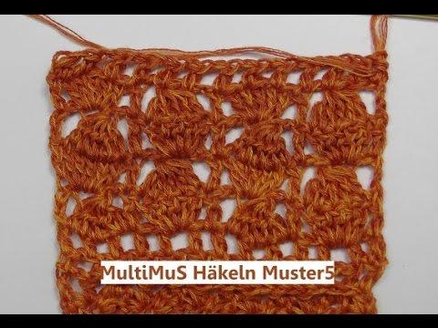 Multimus Häkeln Muster 5 Mit Woolly Hugs Bobbel Von Veronika Hug