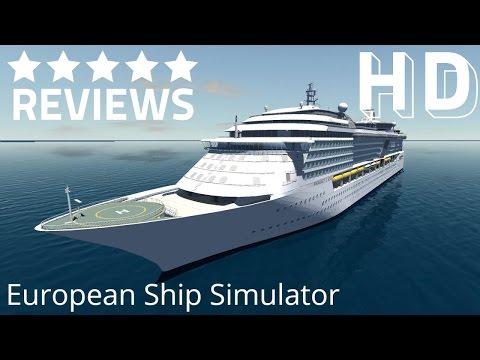 European Ship Simulator Gameplay Trailer  