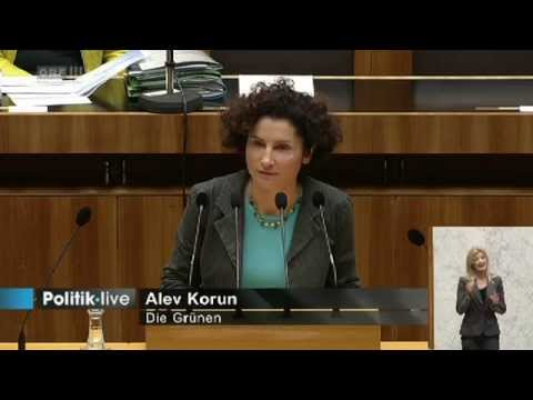 "Alev Korun: Asyl, ISIS, ""Daham statt Islam"" & die FPÖ"