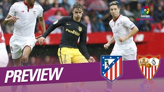 Preview Atletico de Madrid vs Sevilla FC