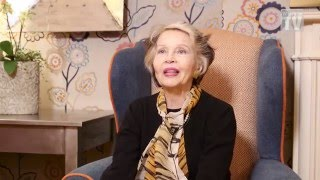 Leslie Caron: 'I couldn't ask for any favouritism on The Durrells!