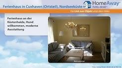 Cuxhaven: Ferienhaus an der Küstenheide, Hund willkommen, moderne - FeWo-direkt.de Video