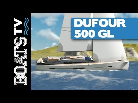 Dufour 500 Grand Large: un monocoque au plaisir infini