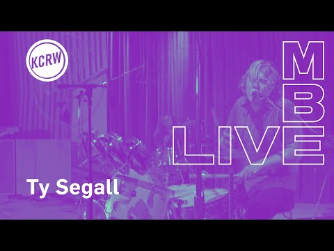 "Ty Segall performing ""The Arms""  on KCRW"