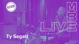 Ty Segall performing The Arms live on KCRW