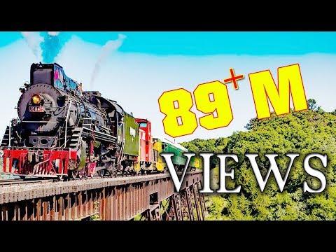 Historical Indian Railway Journey