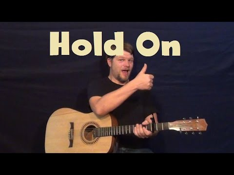 Hold On Tom Waits Easy Strum Guitar Lesson How To Play Tutorial
