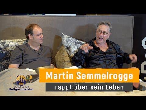 Martin Semmelrogge RAPPT über sein Leben - Clip aus den Bielefelder Bettgeschichten Folge 24
