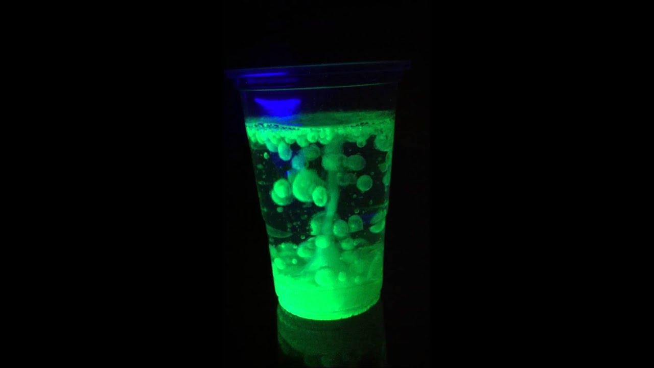 Glow In The Dark Lava Lamp Youtube