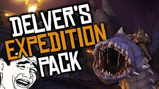 The Delver's Expedition Pack | Is It Worth It? - hahah... NO