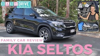 Family car review: Kia Seltos 2020