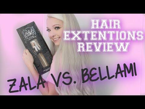 Zala Hair Extensions Review!
