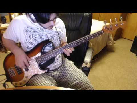 Five Iron Frenzy- Superpowers Bass Cover