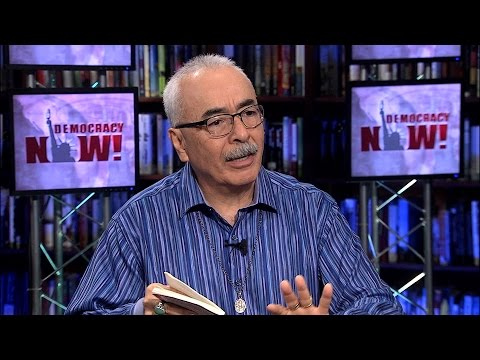 First Latino US Poet Laureate Juan Felipe Herrera on Migrant Farmworkers, the Border and Ayotzinapa