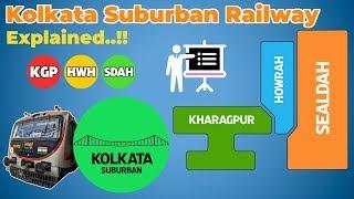 Explaining Kolkata Suburban Railway   Simplifying the Largest Suburban Network of India screenshot 1