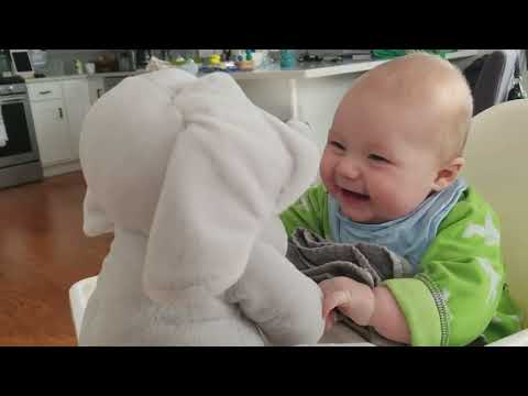 Alabama's Morning News with JT - Baby Can't Get Enough of this Toy