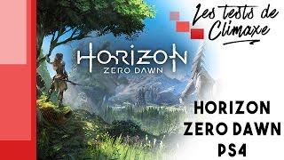 Test du jeu Horizon : Zero Dawn sur PS4
