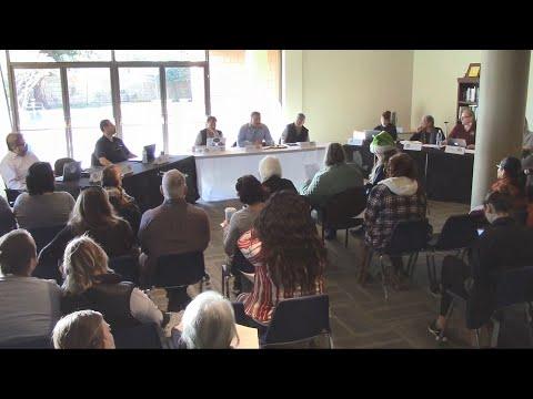 Millennium Charter High School Board Meeting- Late December 2018