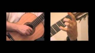 How to play Johnny Has Gone For a Soldier - Learn to Play Guitar via Webcam Lessons