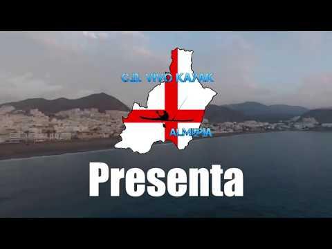 Vídeo promocional V Open de Pesca en Kayak Almería Activa