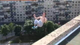 В Петербурге разбился известный исполнитель сложных трюков Павел Кашин