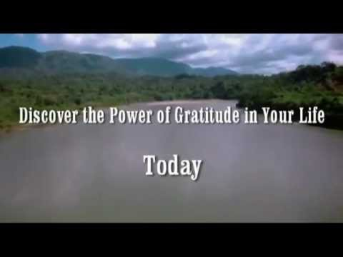Become Positive Gratitude Quotes For Inspiration Youtube
