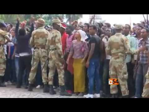After months of violent anti-government protests, Ethiopia has released '