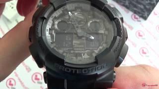 Casio - G-Shock GA-100CF-1AER