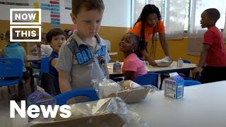 How the National School Lunch Program Is Causing a Debt Crisis | NowThis