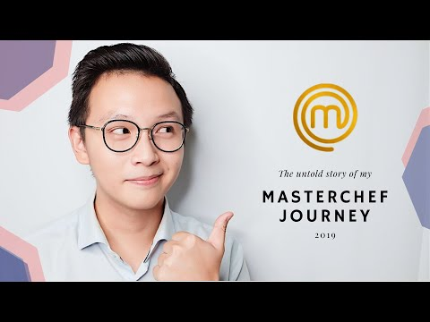 THE UNTOLD STORY OF MY MASTERCHEF JOURNEY ! |  THEOPHILUS HANS