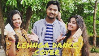 Lehenga Dance Choreography  Jass Manak  Dance Cover On Lehenga 