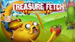 Treasure Fetch - Adventure Time (by Cartoon Network) - iOS/Android/Amazon - Walkthrough - Part I/III