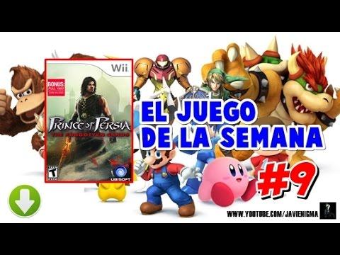 Wii | El Juego de la Semana | Prince of Persia Las Arenas Olvidadas | MEGA | En español