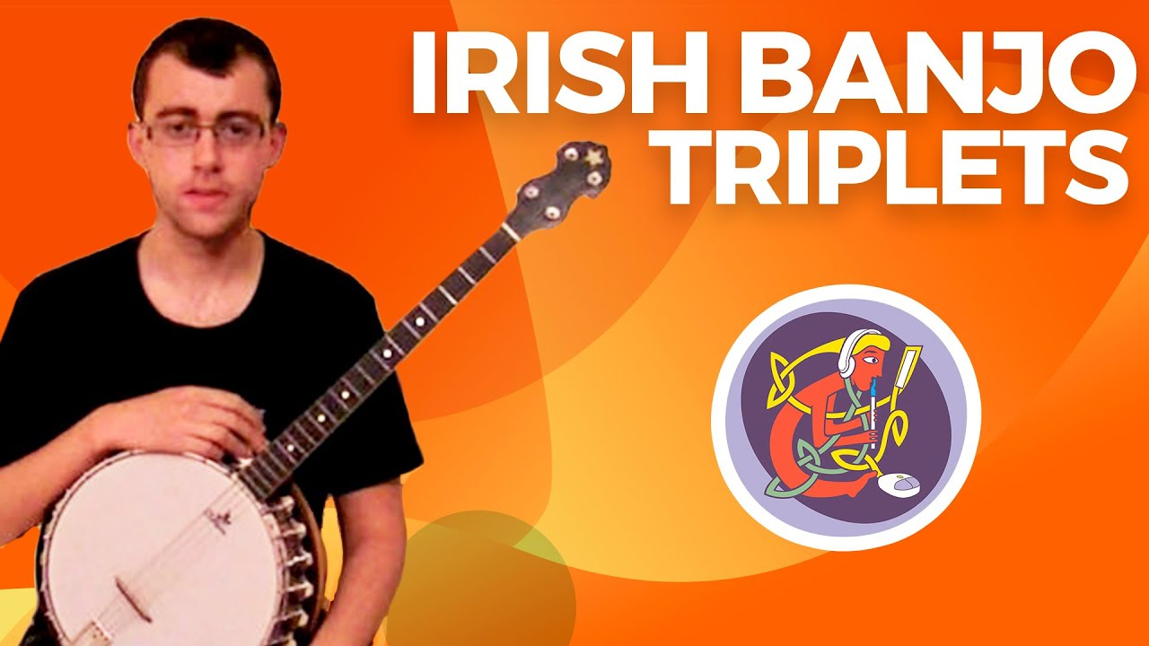 Irish Banjo Technique Lesson - [The Boyne Hunt]