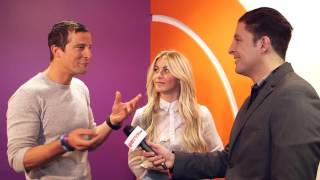 "Bear Grylls and Julianne Hough on ""Running Wild with Bear Grylls"" Season 3 with Arthur Kade"