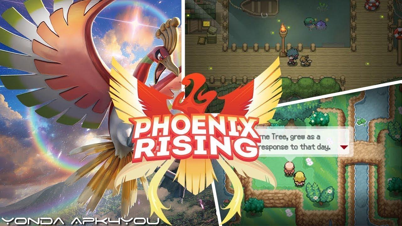 pokemon phoenix rising gba download