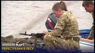 """Съемки сериала """"Морские дьяволы"""" / Великий Новгород"""
