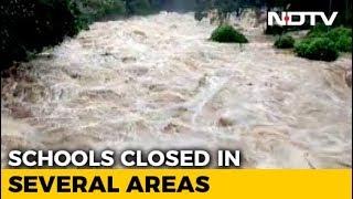 Heavy Rain Kills 22 In Kerala, Red Alert For Idukki Reservoir