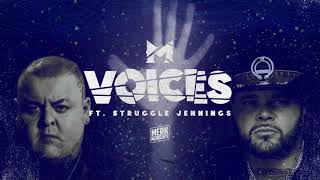 Merkules ft Struggle Jennings - ''Voices''