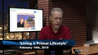 February 19th, 2019 Living a Primal Lifestyle with Nico de Haan on TFNN