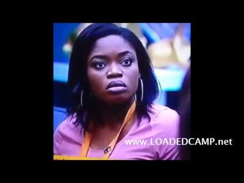#BBNaija: Watch TBoss and Bisola Fight In Big Brother House (Part 2)