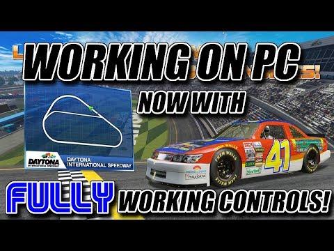 Daytona Championship USA  -- Controls FULLY working on PC! (Daytona International Speedway)