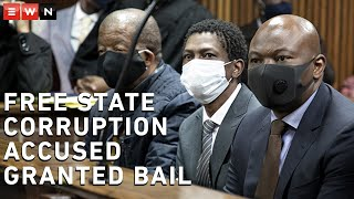 The seven accused in the R255 million asbestos saga have been granted bail ranging from R50,000 to R500,000. The accused face around 60 charges in connection with an asbestos removal tender in the Free State where they allegedly pocketed millions of rands.