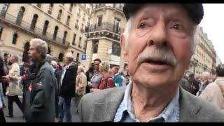 Revivez la manifestation des retraités à Paris contre la hausse de la CSG